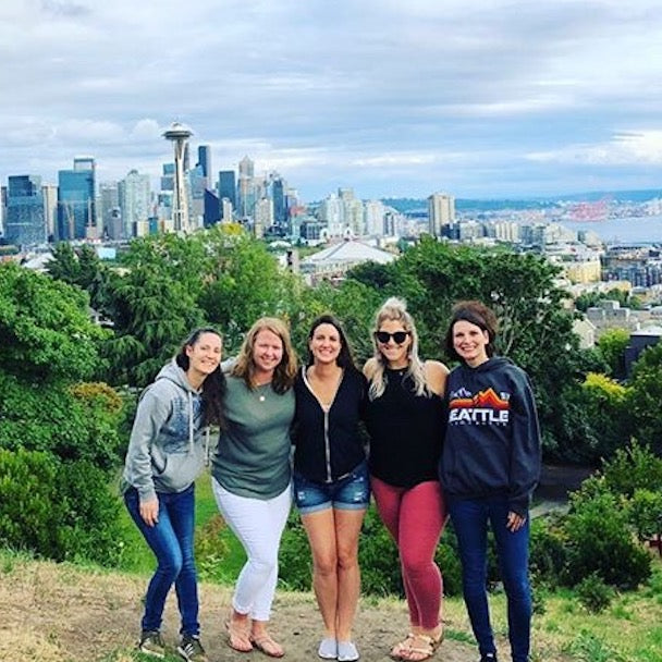 Seattle Bachelorette Party