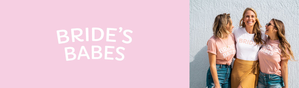 Bachelorette Party Supplies - Bride's Babes Party Collection - Stag & Hen