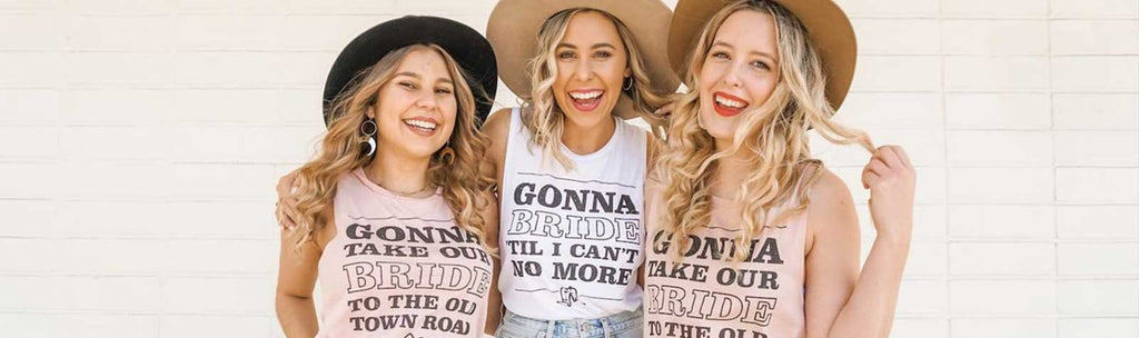 Bachelorette Party Shirts and Accessories