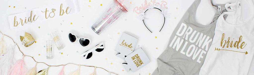 Bachelorette Party Accessories For The Bride
