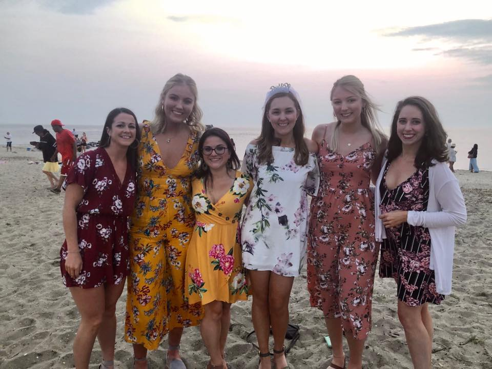 Cape May Bachelorette Party