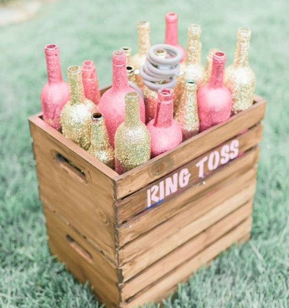 15 classy fun ideas for bachelorette party games stag hen diy bachelorette ring toss solutioingenieria Image collections