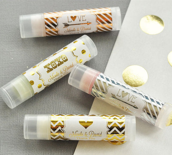Bachelorette Party Favors | Lip Balm