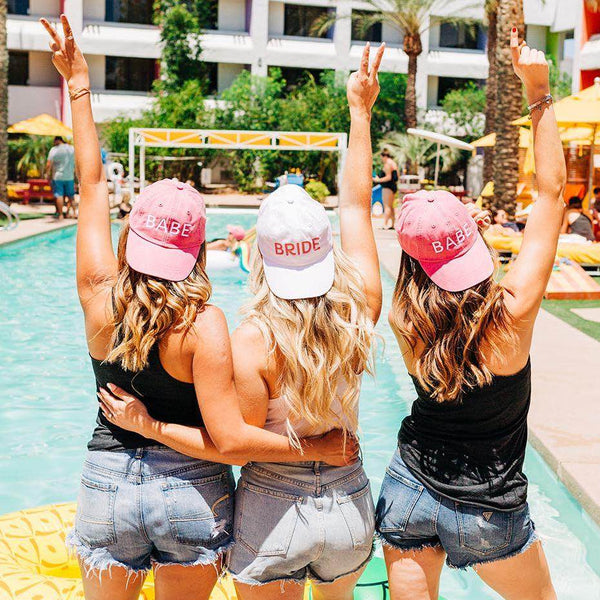 STRAW HAT weddings. bachelorette parties Gifts for bridesmaids parties ideal for the beach and vacations