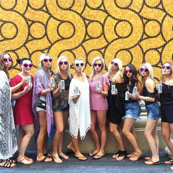 Bachelorette Party Accessories | Heart Sunglasses
