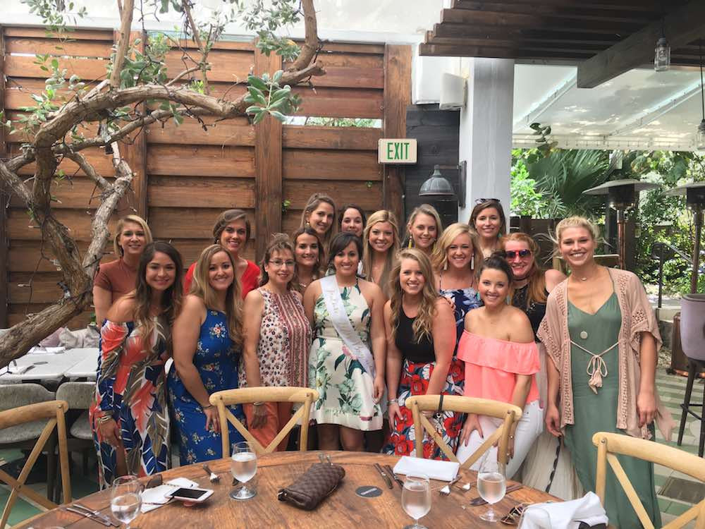 Miami Bachelorette Party Recap