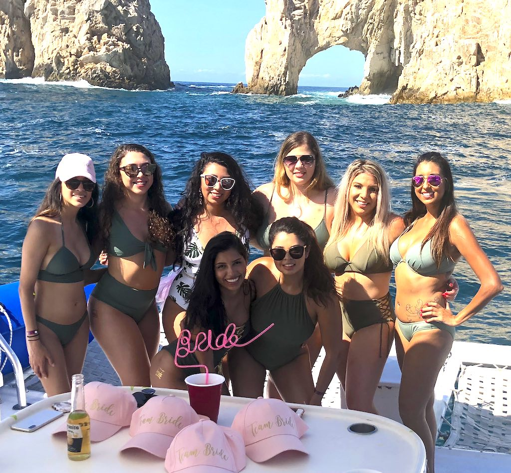 Cabo Bachelorette Party Ideas - Pole Dancing Private Cruise