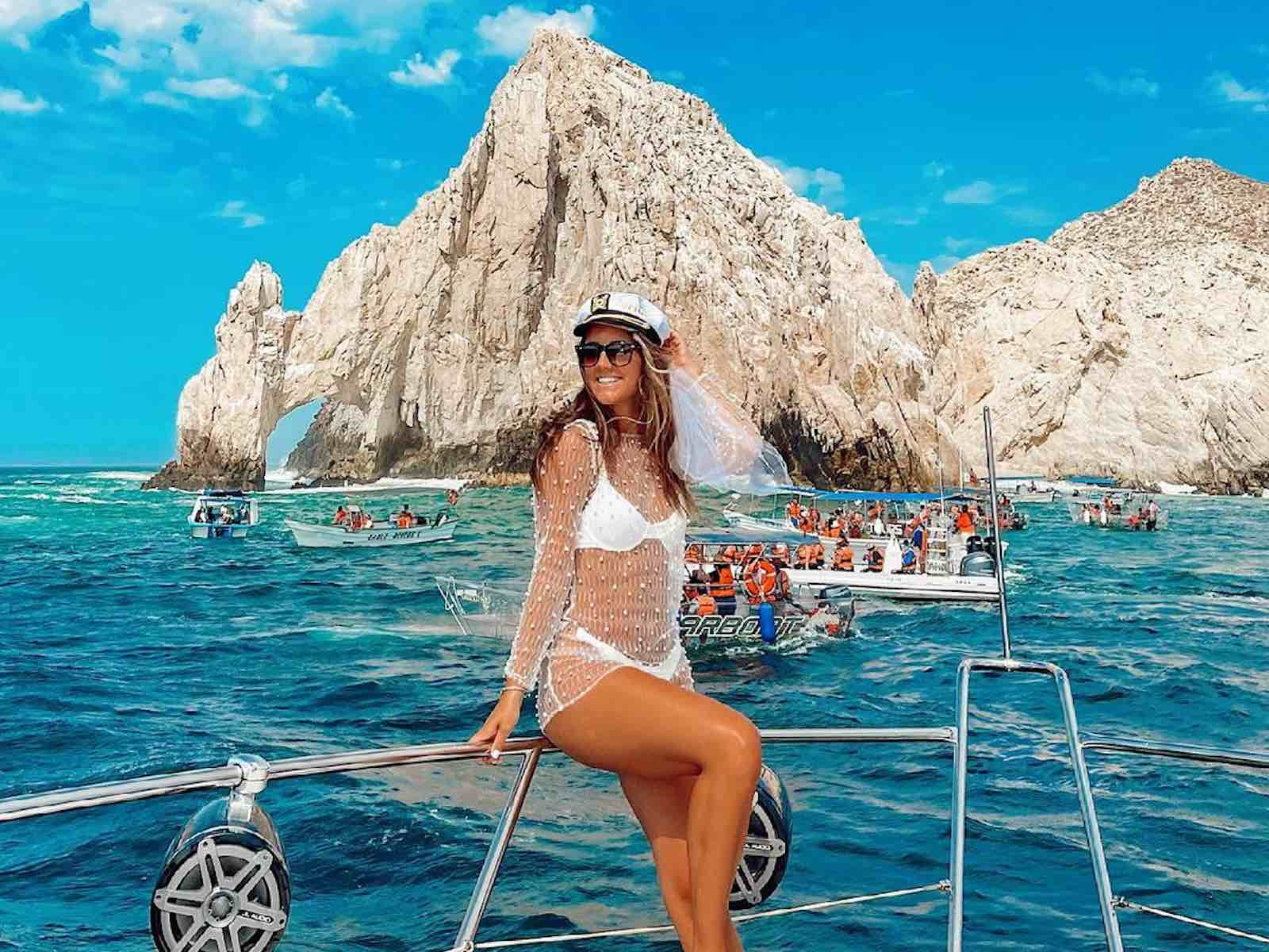Cabo San Lucas Bachelorette Party Itinerary Ideas