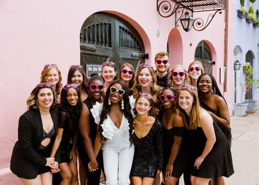 Charleston Bachelorette Party