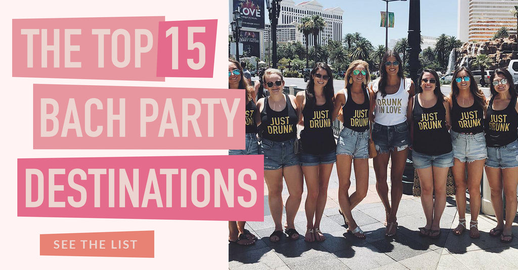 The Top Bachelorette Party Destinations