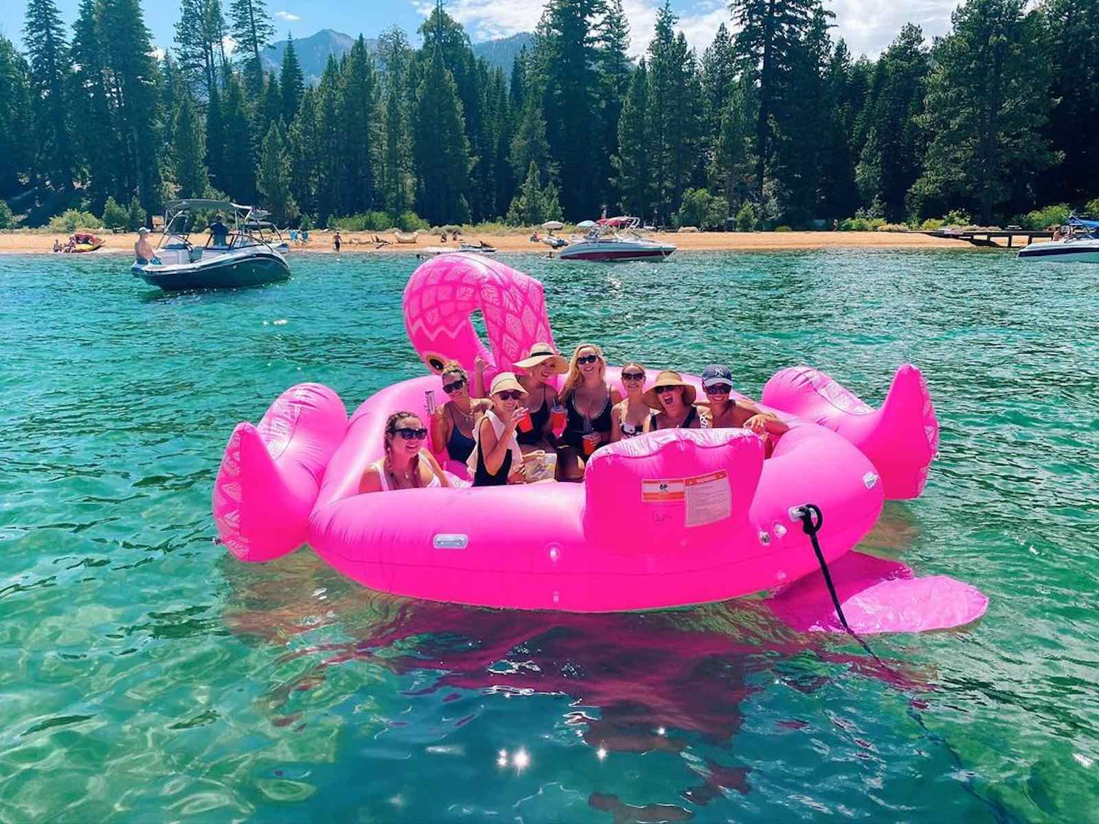 Lake Tahoe Bachelorette Party Itinerary, Ideas, What To Do