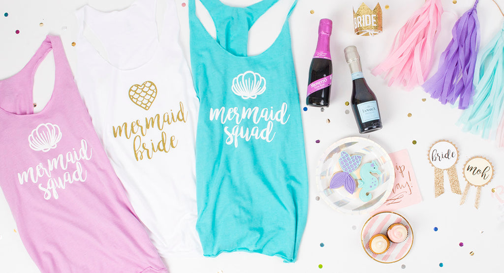 Mermaid Bachelorette Party Sayings | Bachelorette Party Quotes