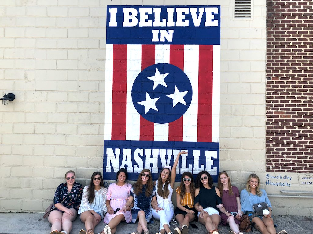 Nashville Bachelorette Party Guide - Where To Stay, What To Do & More