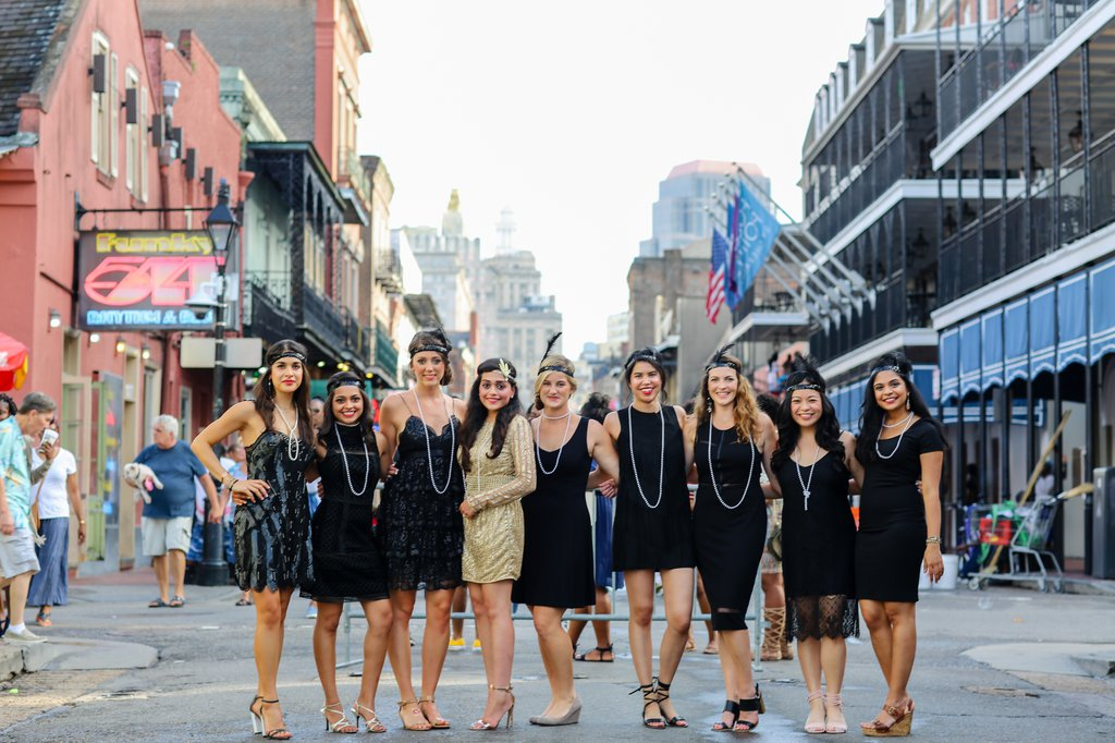 New Orleans Bachelorette Party Itinerary | Stag & Hen