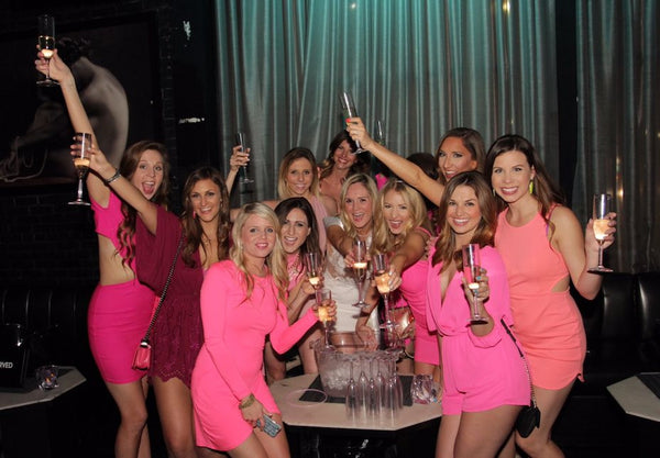 San Diego Bachelorette Party Recap