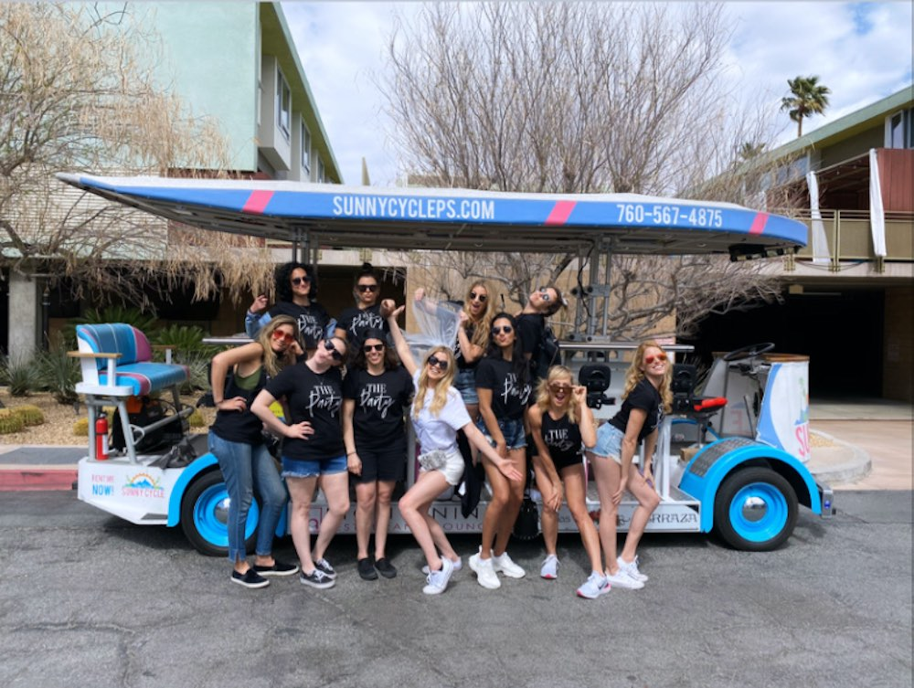 Palm Springs Bachelorette Party | Arianna's Final Fiesta