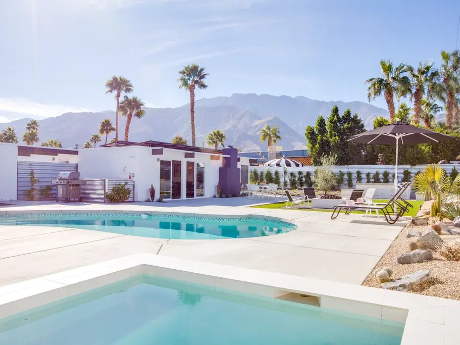 Palm Springs Bachelorette Party Ideas | Stag & Hen