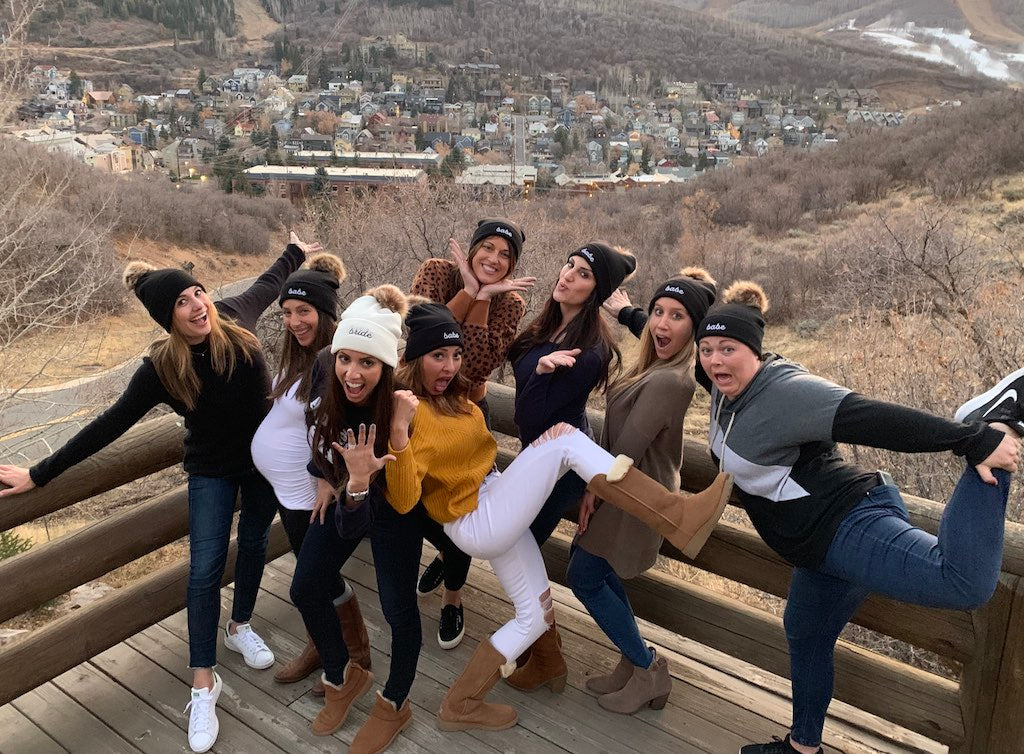 Park City Bachelorette Party Ideas