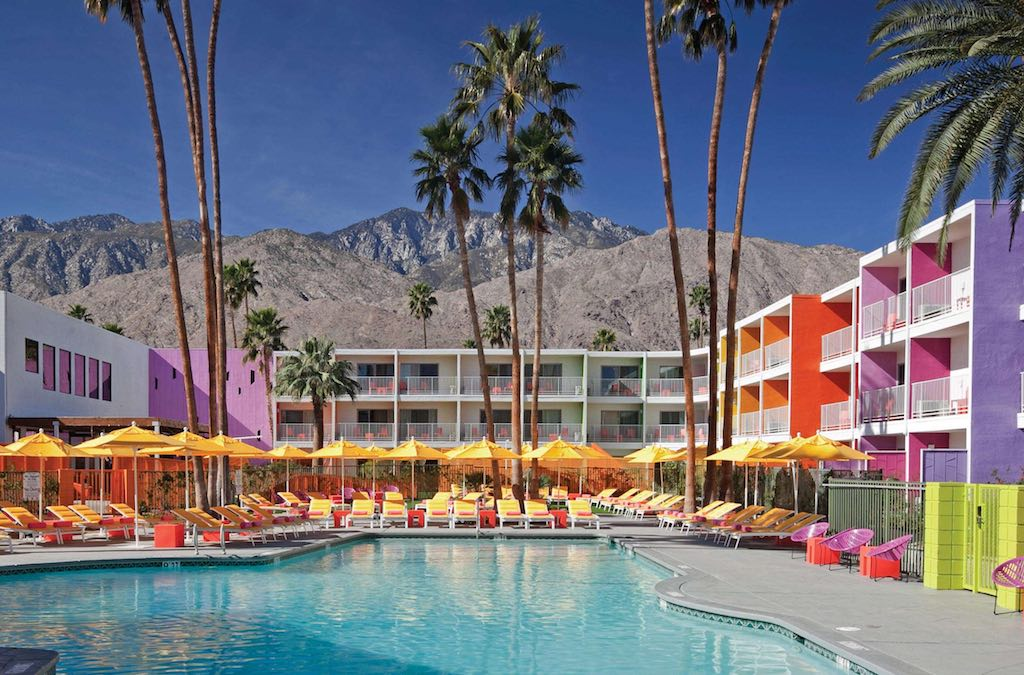 Unique Bachelorette Party Ideas - Saguaro Hotel Palm Springs