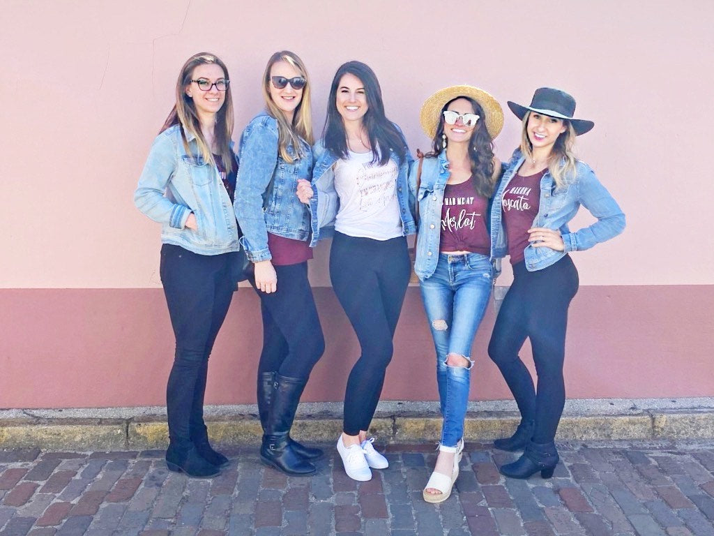 St. Augustine Bachelorette Party