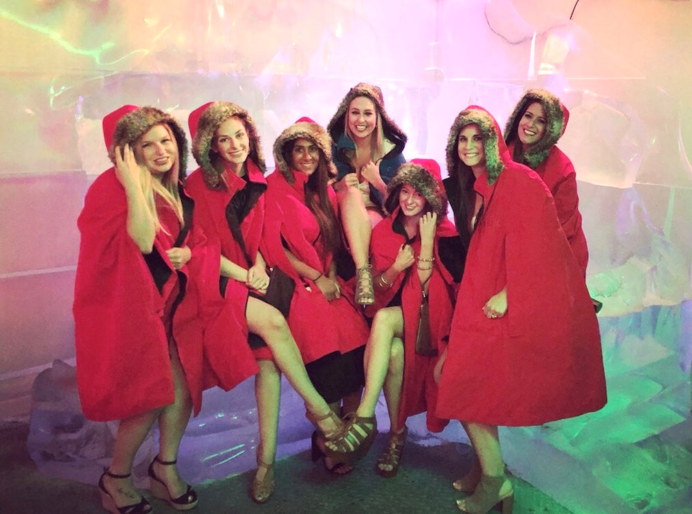 Toronto Bachelorette Party Ideas - Chill Ice House