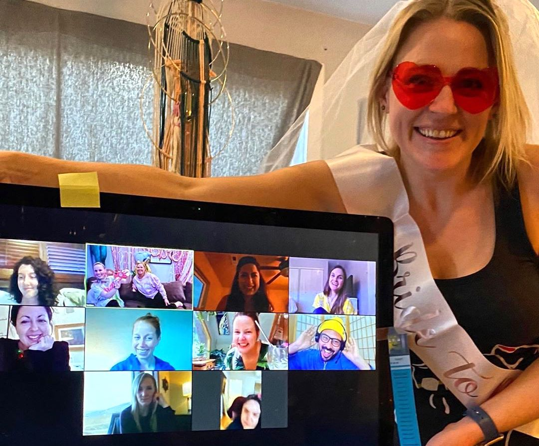 Virtual Bachelorette Party Ideas