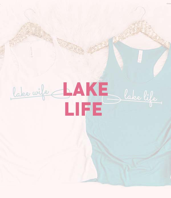 Lake Life, Lake House Bachelorette Party Theme, Favors, Accessories, Supplies, Gifts