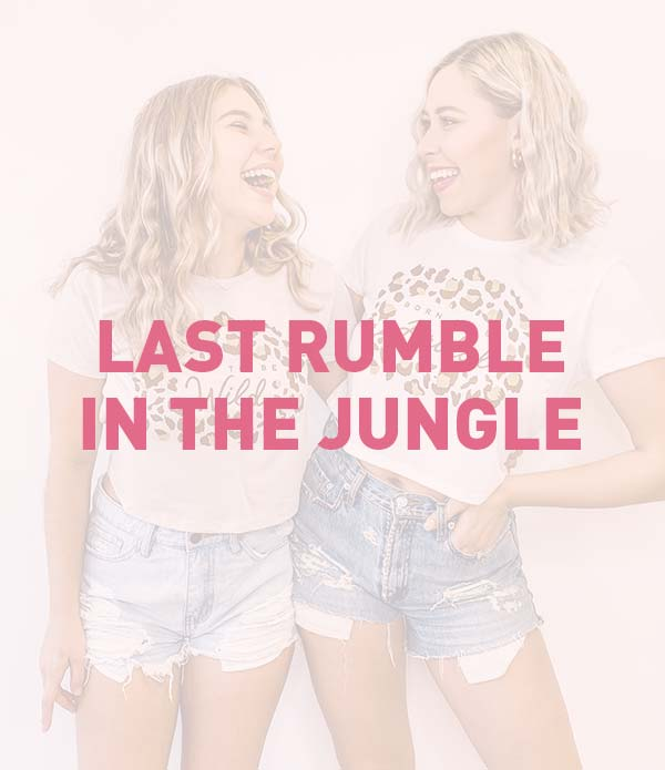 Last Rumble In The JungleBachelorette Party Theme, Favors, Accessories, Supplies, Gifts