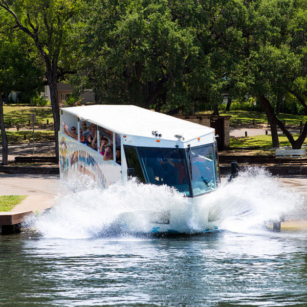 Austin Bachelorette Party Ideas - Duck Tours