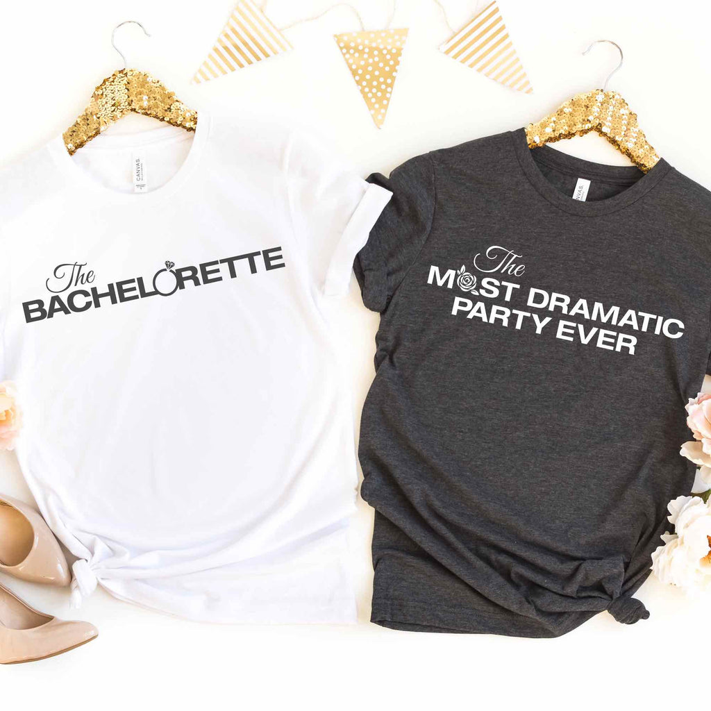 The Bachelorette Party Shirts