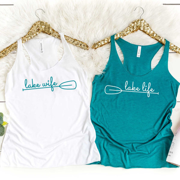 Lake Bachelorette Party Shirts | Stag & Hen
