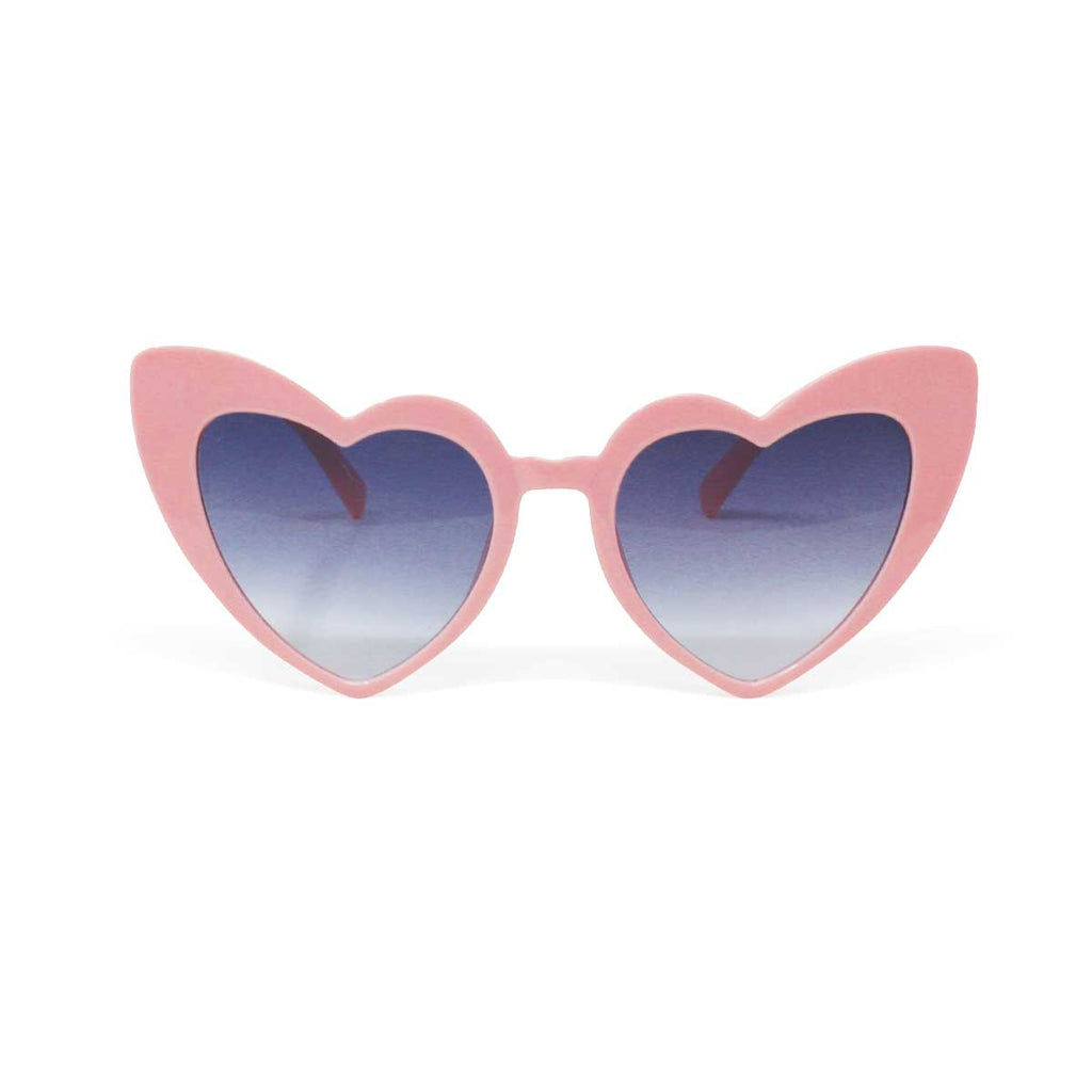 Bachelorette Party Cat-Eye Heart Sunglasses | Stag & Hen