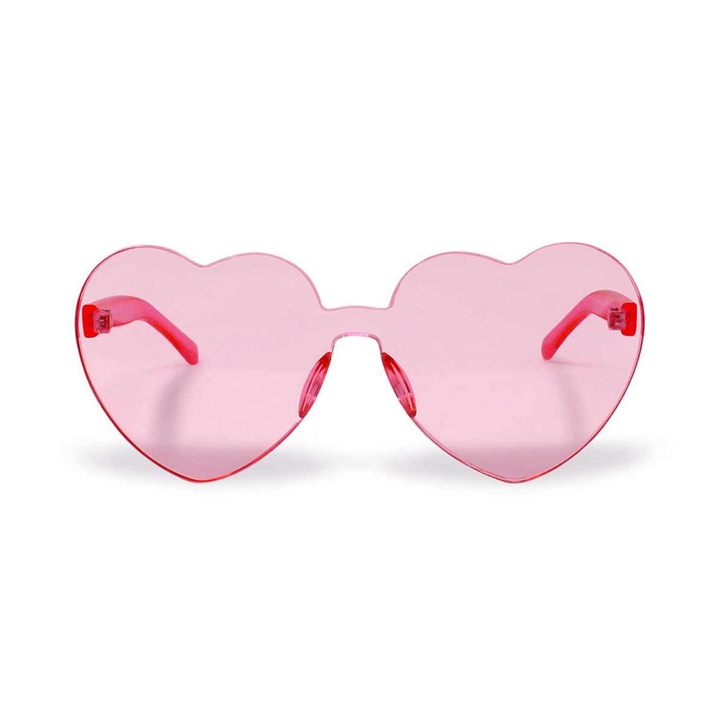 Bachelorette Party Supplies - 90s Heart Sunglasses | Stag & Hen