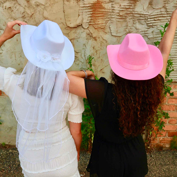 Bachelorette Party Cowboy Hats | Nashville Cowgirl Hats