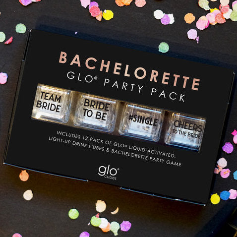 Bachelorette Party Glo Cubes