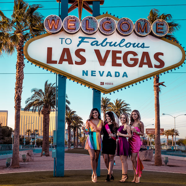 Bachelorette Party Planner - Vegas Girls Night Out