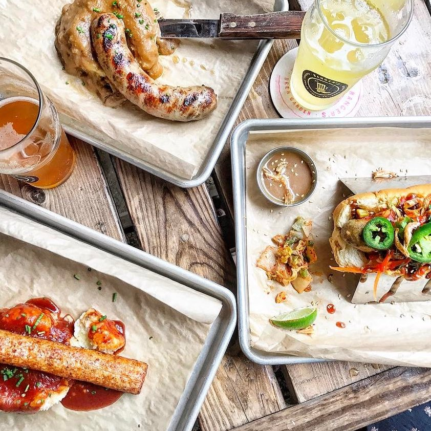 Austin Bachelorette Party Ideas - Banger's Sausage House
