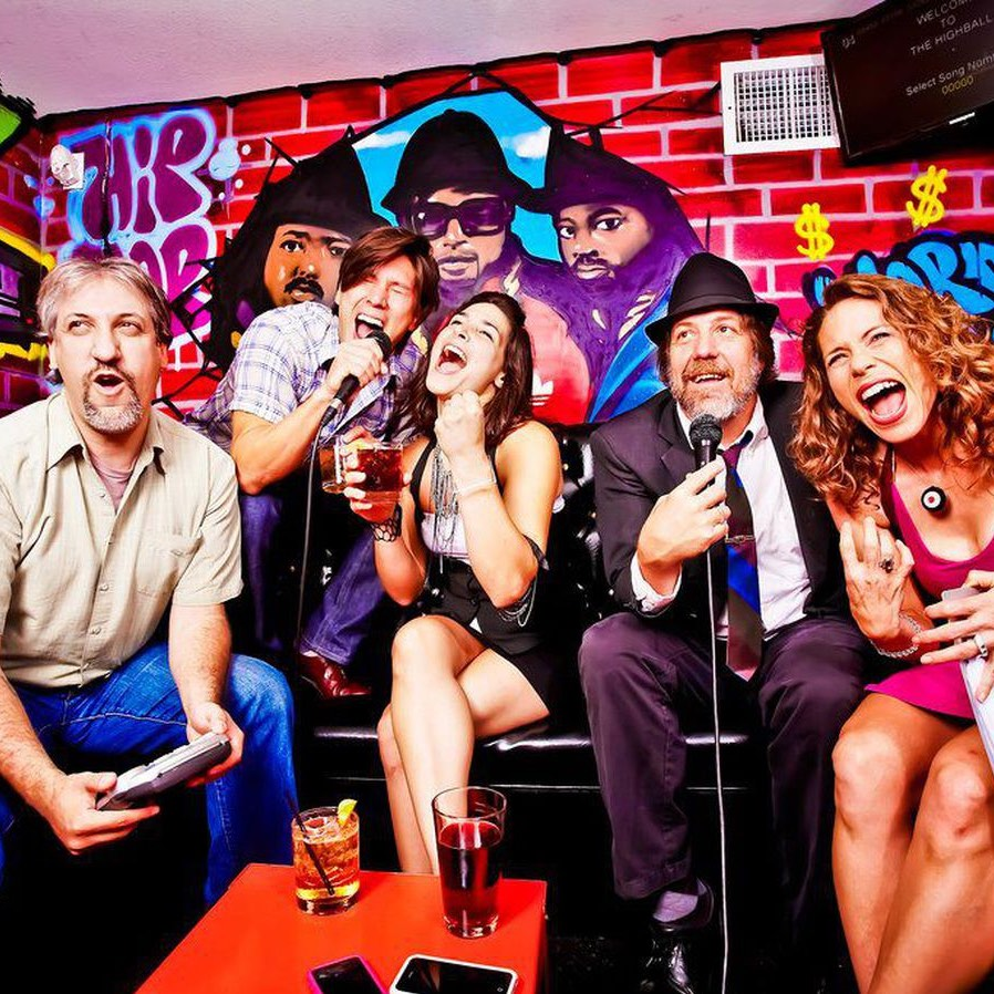 Austin Bachelorette Party Ideas - Karaoke Room