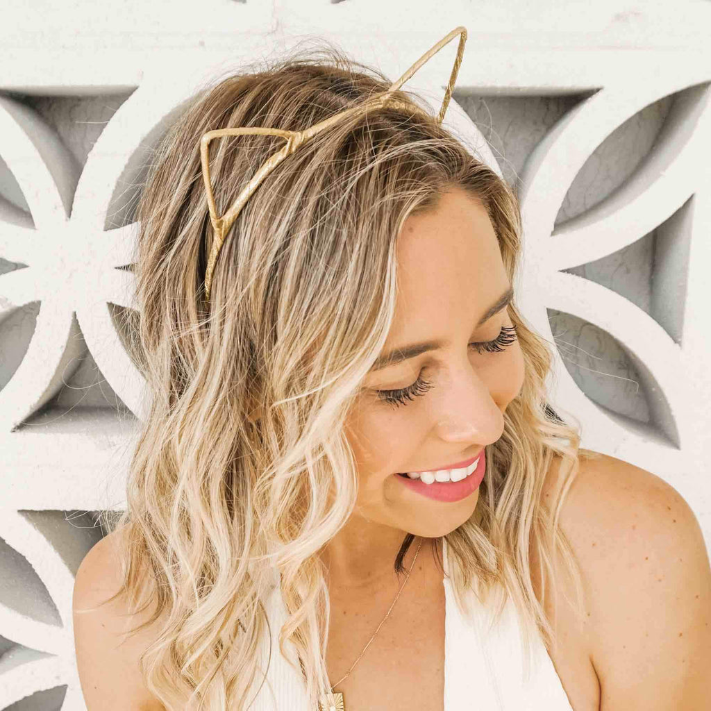 Kitty Bachelorette Party Headband - Bachelorette Party Supplies - Stag & Hen