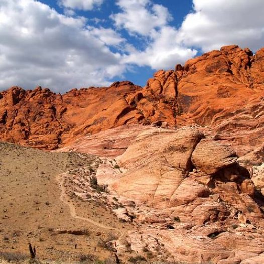 Go Hiking in Red Rock Canyon