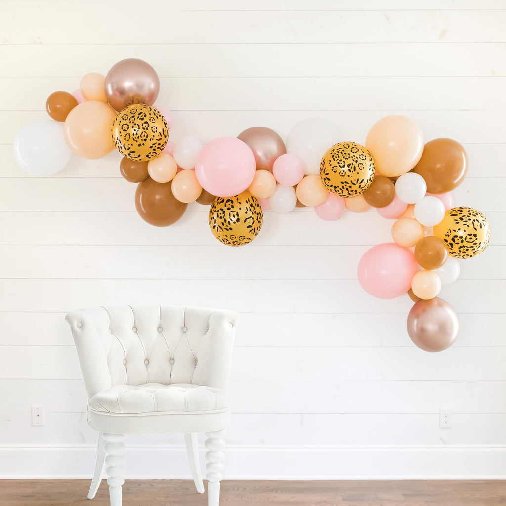 Last Rumble In The Jungle DIY Balloon Garland Kit | Jungle, Animal Print Bachelorette Party Decorations, Favors, Supplies