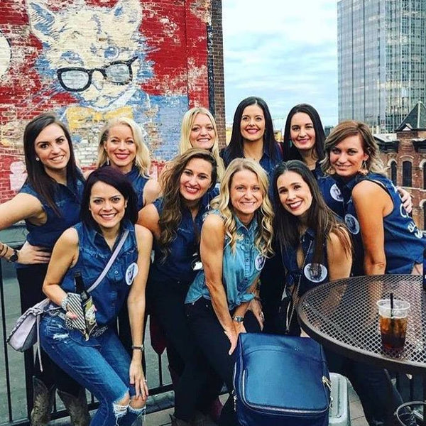Nashville Bachelorette Party Ideas - The Stage