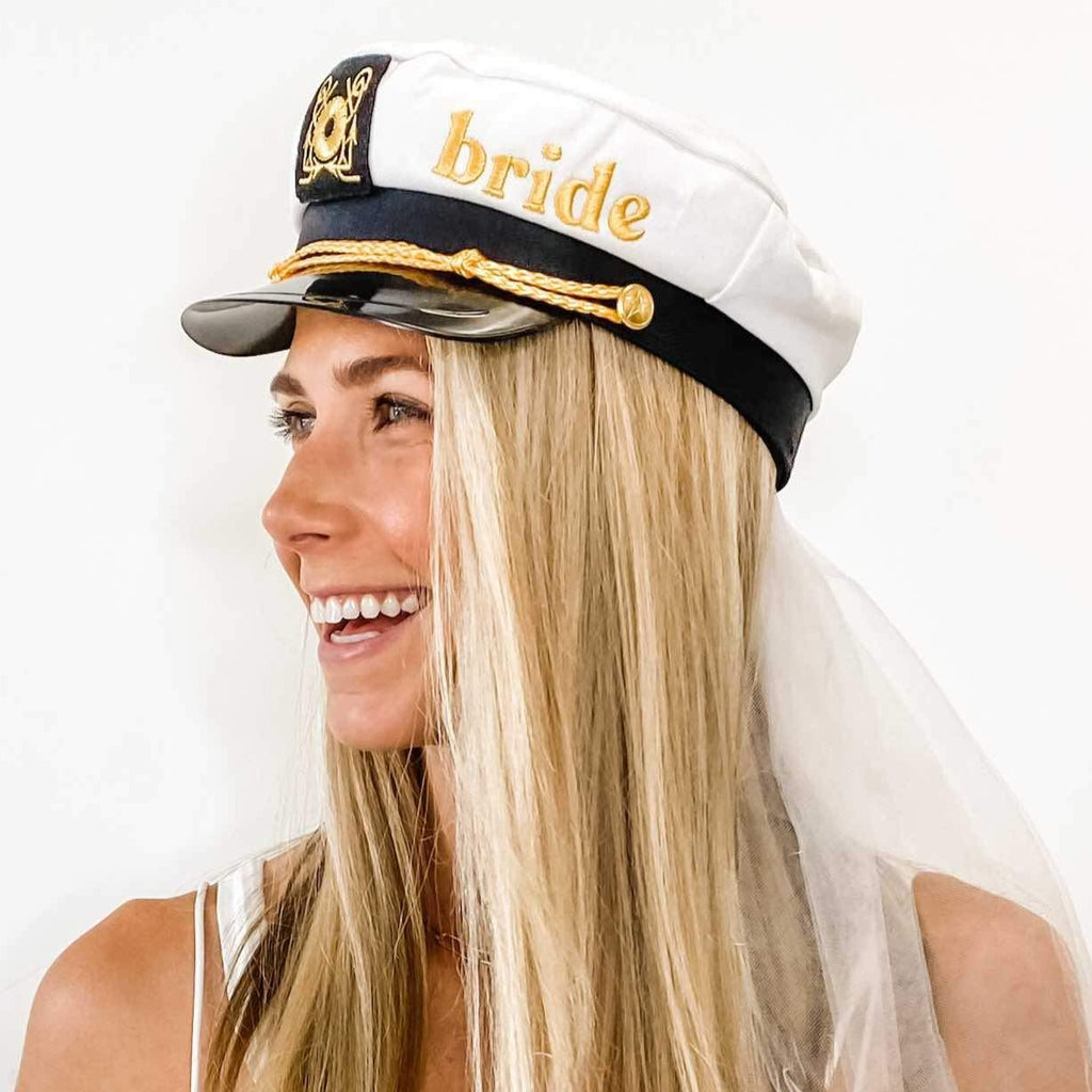 Sailor Hat Veil