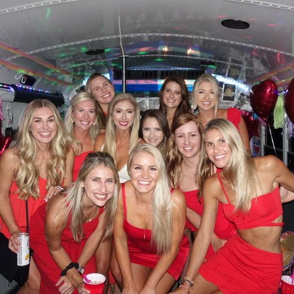 Scottsdale Bachelorette Party Guide - Party Bus