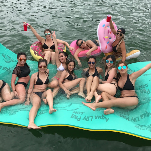 Austin Bachelorette Party Ideas - Party Boat