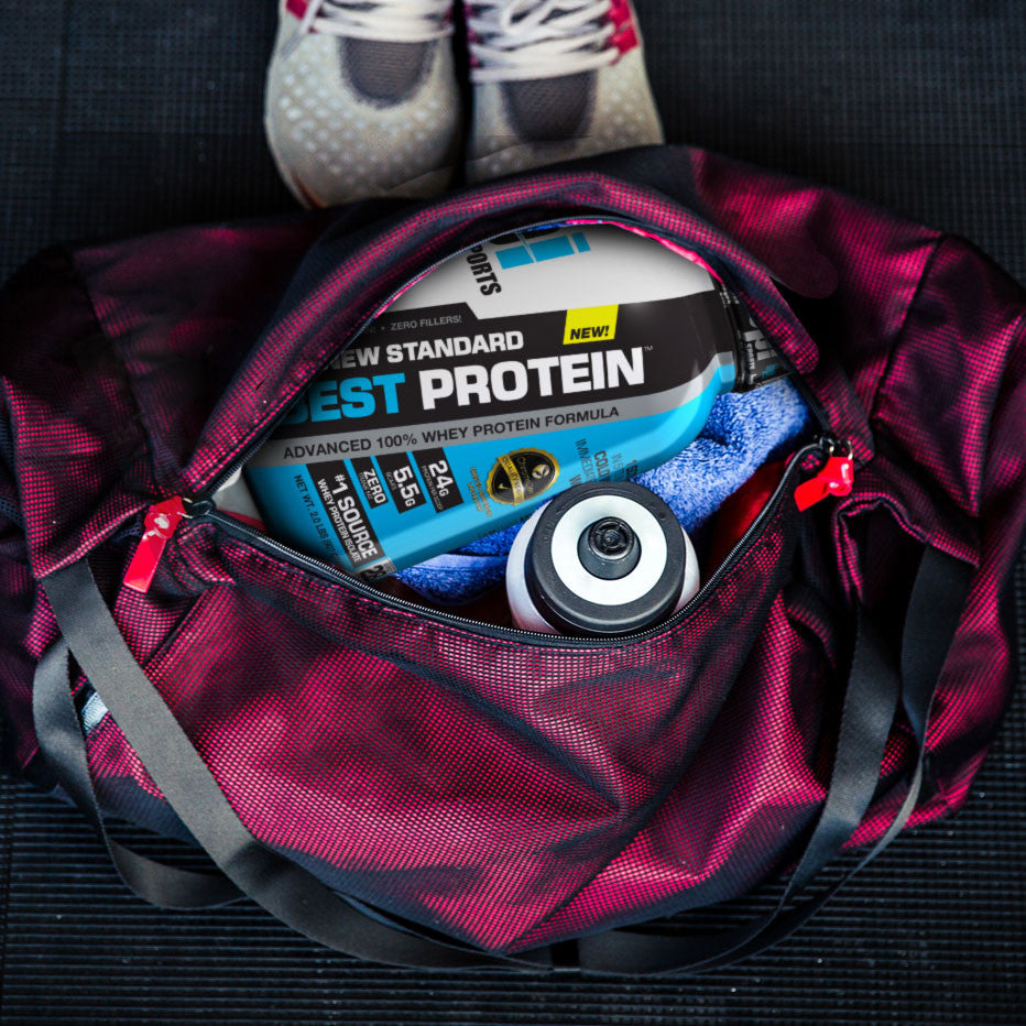 Gym Essentials: Top 4 Must-Have Items In Your Gym Bag