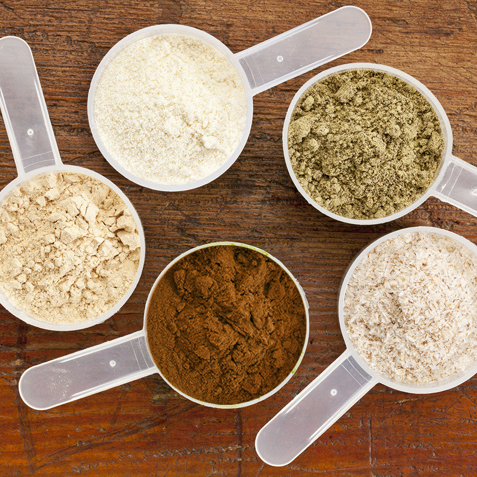 So Many Protein Powders, How Do You Choose?