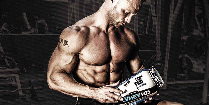 Muscle & Performance: A Whey Better Protein (Blend)