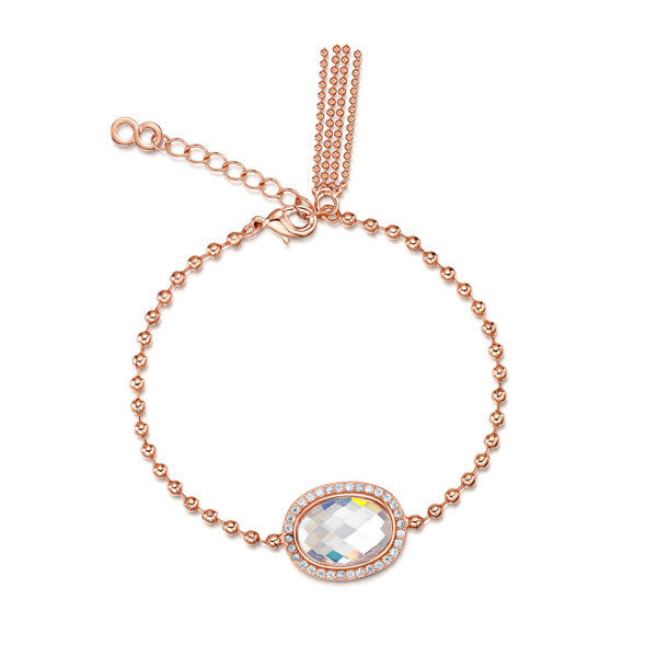 Kathryn Bracelet - Rose Gold