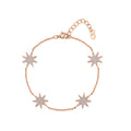 Anne Bracelet - Rose Gold